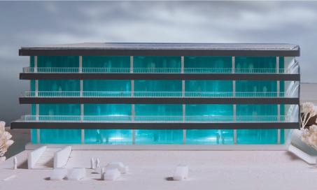 Image Wharf verkoopt nieuwbouw ontwikkeling van 6.600 m² in de Houthavens van Amsterdam