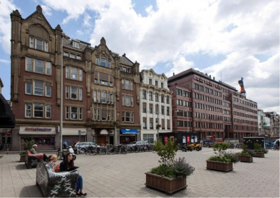 Scheltema huurt op Rokin Amsterdam