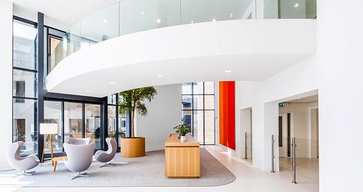 P van den Bosch bedrijfsmakelaars Amsterdam