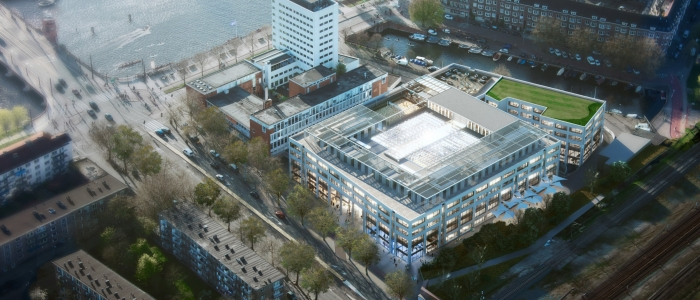 @Leisure Group huurt 1.200 m² in het kantoorgebouw The Cloud.