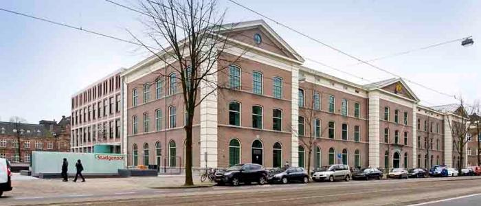 Backbase B.V. nieuwe huurder kantoorverzamelgebouw the Bell in Amsterdam
