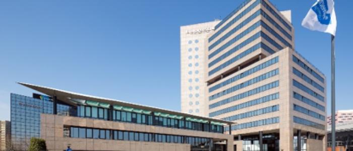 FashionUnited BV nieuwe huurder kantoorgebouw Europlaza in Amsterdam