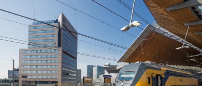 Rubrik Inc. huurt kantoorruimte in Europlaza Amsterdam